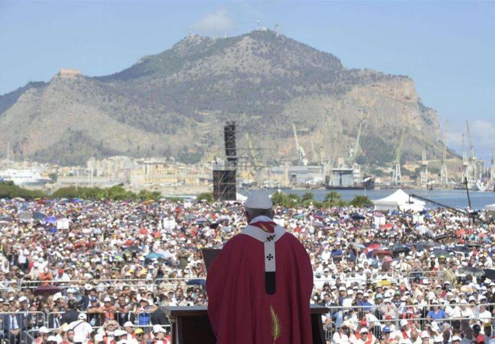 Il Papa a Palermo