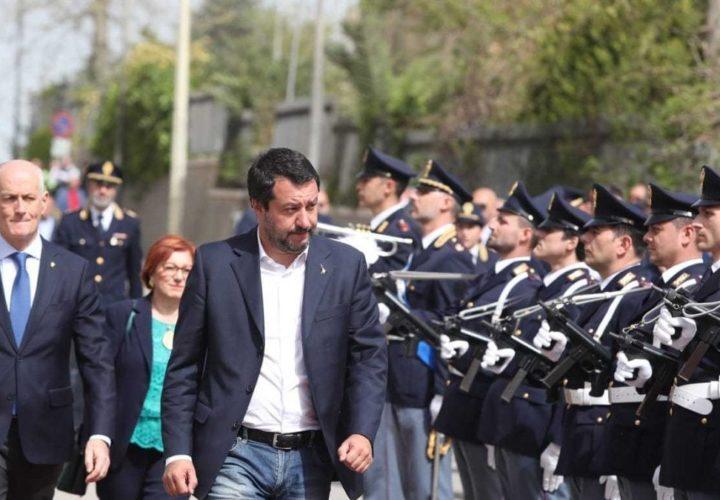 Salvini e la Resistenza